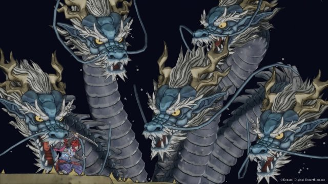 Screenshot - GetsuFumaDen: Undying Moon (PC, Switch) 92639430