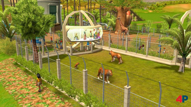 Screenshot - RollerCoaster Tycoon 3: Complete Edition (PC) 92623653