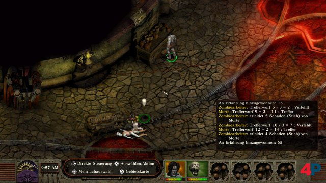 Screenshot - Planescape Torment and Icewind Dale Enhanced Edition (PS4) 92598152