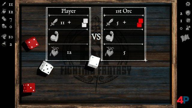 Screenshot - Deathtrap Dungeon: The Interactive Video Adventure (PC)