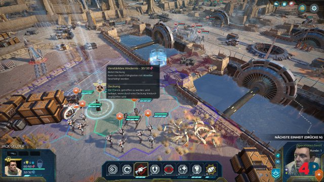 Screenshot - Age of Wonders: Planetfall (PC) 92593933