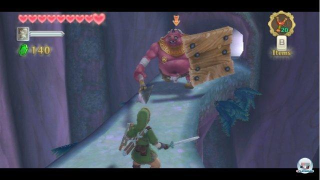Screenshot - The Legend of Zelda: Skyward Sword (Wii) 2276637