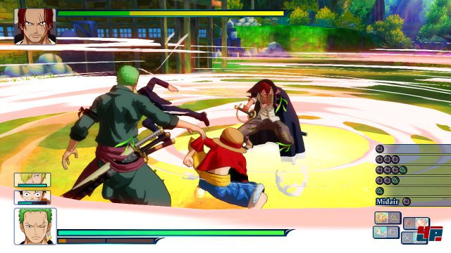 Screenshot - One Piece: Unlimited World Red (PlayStation3) 92484339
