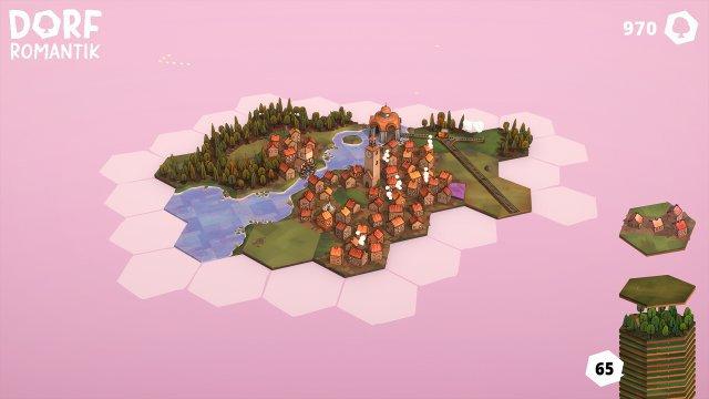 Screenshot - Dorfromantik (PC)
