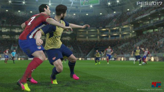 Screenshot - Pro Evolution Soccer 2017 (PC) 92527960