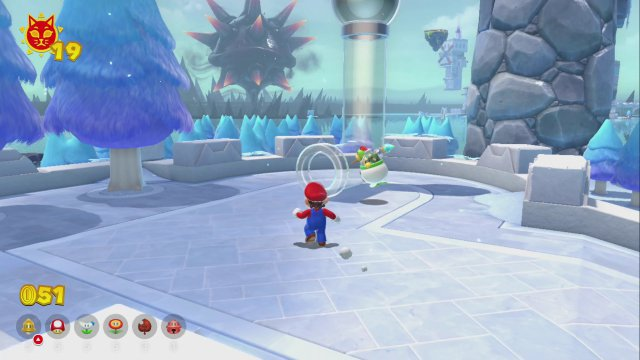 Screenshot - Super Mario 3D World   Bowser's Fury (Switch) 92634390