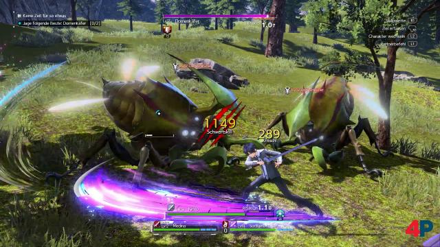 Screenshot - Sword Art Online: Alicization Lycoris (PS4) 92620120