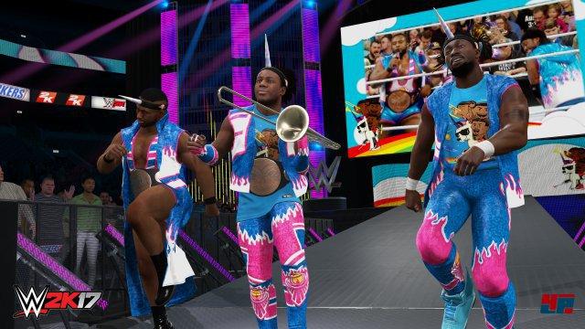 Screenshot - WWE 2K17 (PC) 92540357