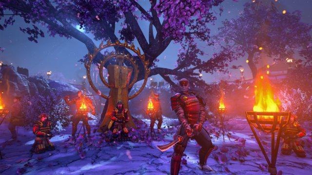 Screenshot - Hanako: Honor & Blade (PC) 92640275