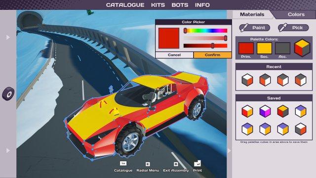 Screenshot - Main Assembly (PC)