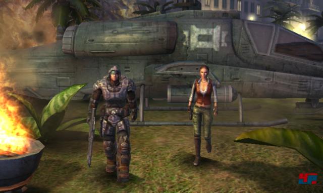 Screenshot - IronFall Invasion (3DS) 92500646