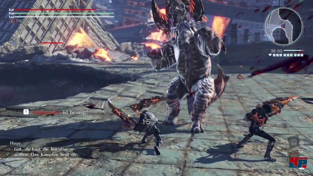 Screenshot - God Eater 3 (PS4) 92582110