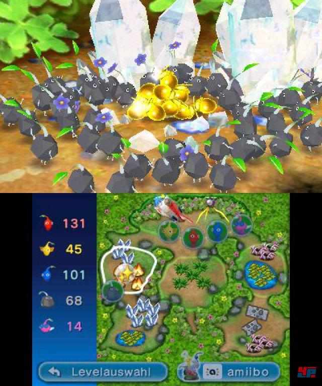 Screenshot - Hey! Pikmin (3DS) 92550154