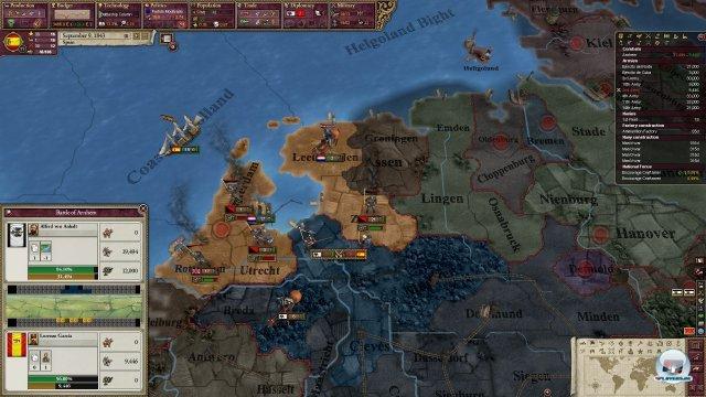 Screenshot - Victoria II: Heart of Darkness (PC)