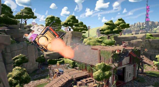Screenshot - Plants vs. Zombies: Battle for Neighborville (Switch) 92634788