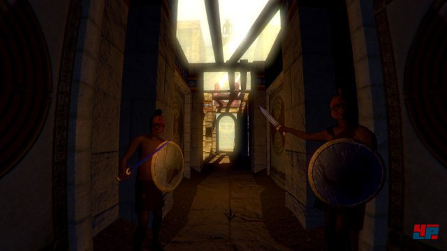 Screenshot - Depths of Fear: Knossos (PC) 92482100
