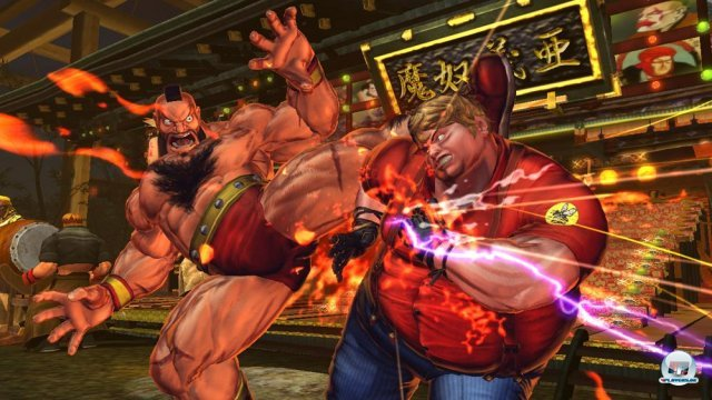 Screenshot - Street Fighter X Tekken (360) 2305087