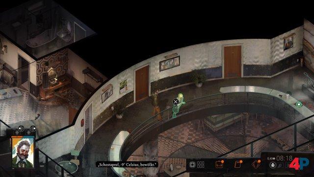 Screenshot - Disco Elysium (PlayStation5) 92638334