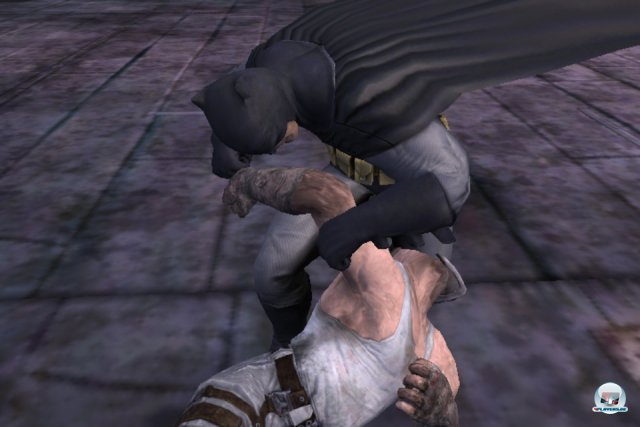 Screenshot - Batman: Arkham City Lockdown (iPhone) 2298492
