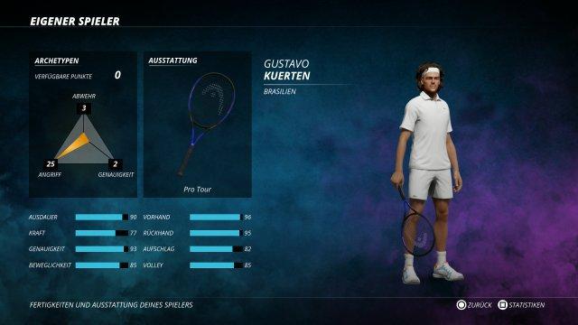 Screenshot - Tennis World Tour 2 (PS4)