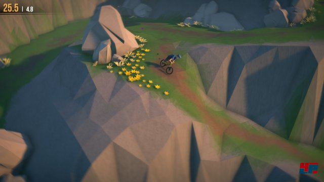 Screenshot - Lonely Mountains: Downhill (Linux) 92554379
