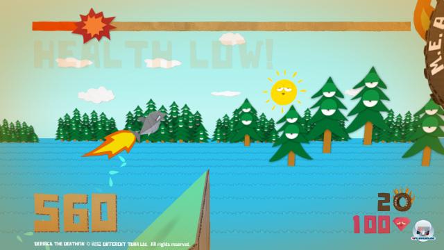 Screenshot - Derrick the Deathfin (PlayStation3) 92413597