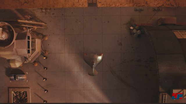 Screenshot - The Blue Flamingo (PC)