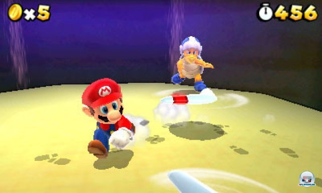 Screenshot - Super Mario 3D Land (3DS) 2280257
