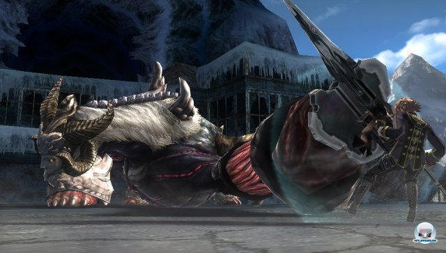 Screenshot - God Eater 2 (PS_Vita) 92444402