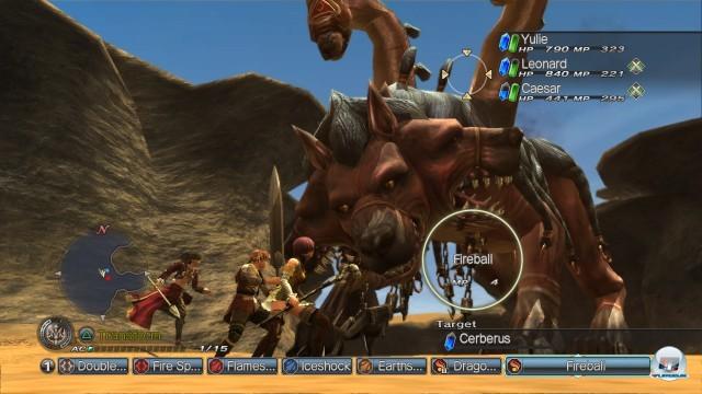Screenshot - White Knight Chronicles II (PlayStation3) 2226937