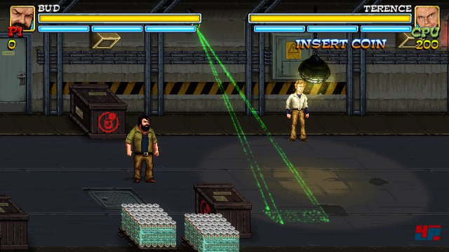 Screenshot - Bud Spencer & Terence Hill - Slaps And Beans (Linux) 92557533