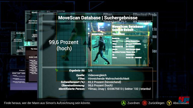 Screenshot - State of Mind (PC) 92571340