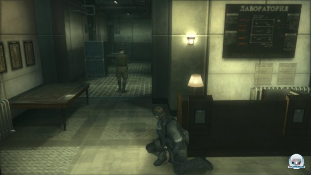 Screenshot - Metal Gear Solid: The Legacy Collection (PlayStation3) 92459690