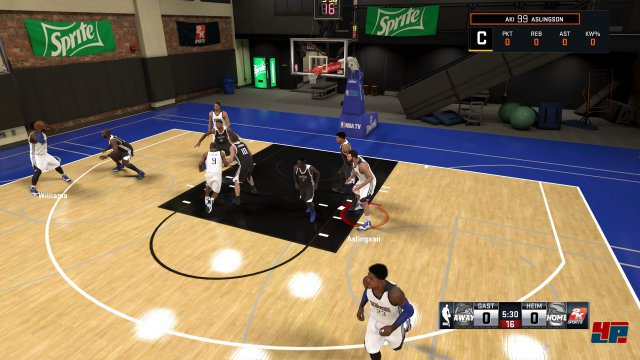 Screenshot - NBA 2K15 (PlayStation4) 92492102