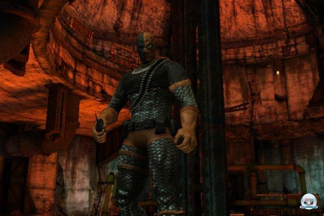 Screenshot - Batman: Arkham City Lockdown (iPhone) 2298437