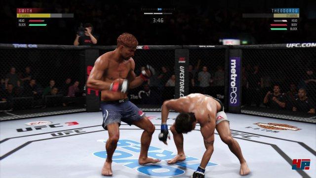 Screenshot - EA Sports UFC 3 (PS4) 92558971