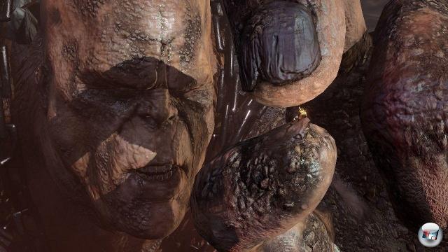 Der bekannteste Titan war Kronos, er taucht auch im ersten God of War als einer der letzten lebenden Titanen auf.  2072123