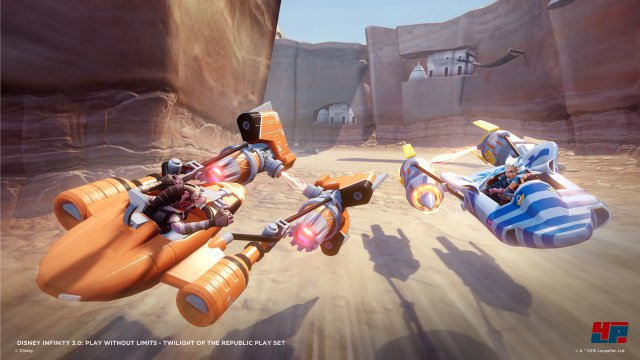 Screenshot - Disney Infinity 3.0: Play Without Limits (360) 92505428