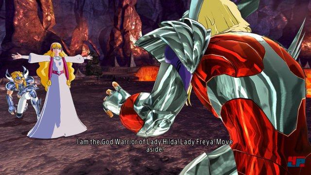 Screenshot - Saint Seiya: Soldiers' Soul (PC) 92509010