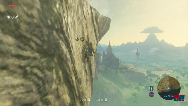 Screenshot - The Legend of Zelda: Breath of the Wild (Wii_U) 92528009