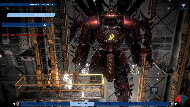Screenshot - War Tech Fighters (PS4) 92591573