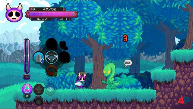 Screenshot - Underhero (PC) 92605638