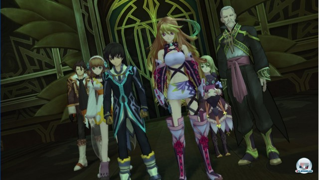 Screenshot - Tales of Xillia (PlayStation3) 2219234