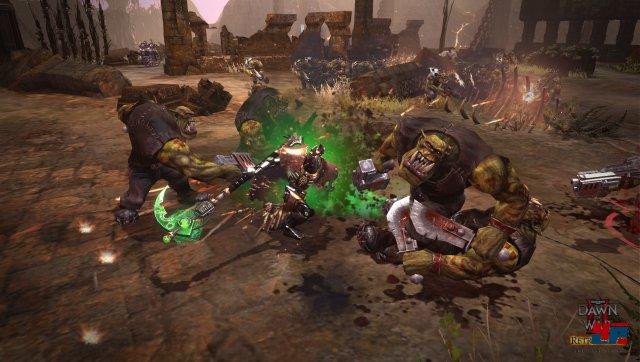 Screenshot - Warhammer 40.000: Dawn of War 2 - Retribution (PC)