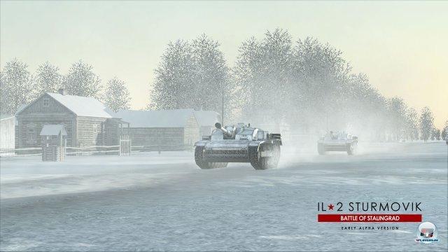 Screenshot - IL-2 Sturmovik: Battle of Stalingrad (PC) 92465488