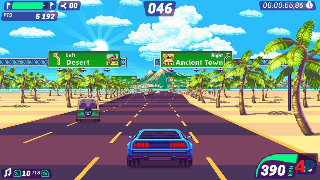 Screenshot - 80's Overdrive (Switch) 92612869