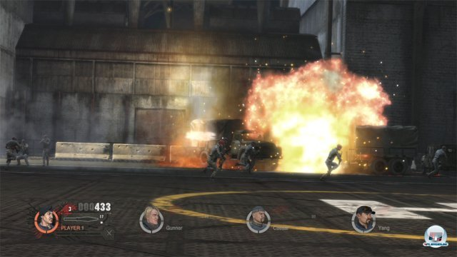 Screenshot - The Expendables 2 (360)