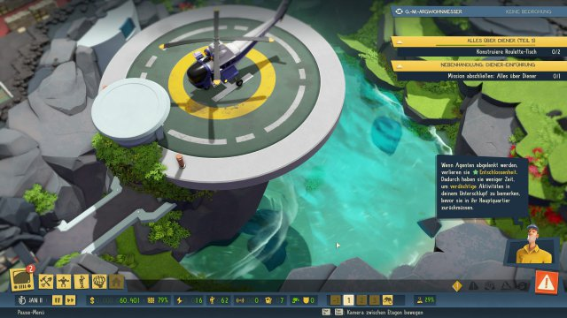 Screenshot - Evil Genius 2: World Domination (PC)