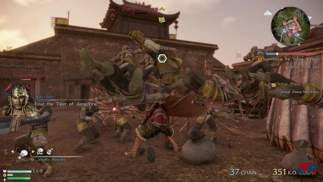 Screenshot - Dynasty Warriors 9 (XboxOneX) 92559793