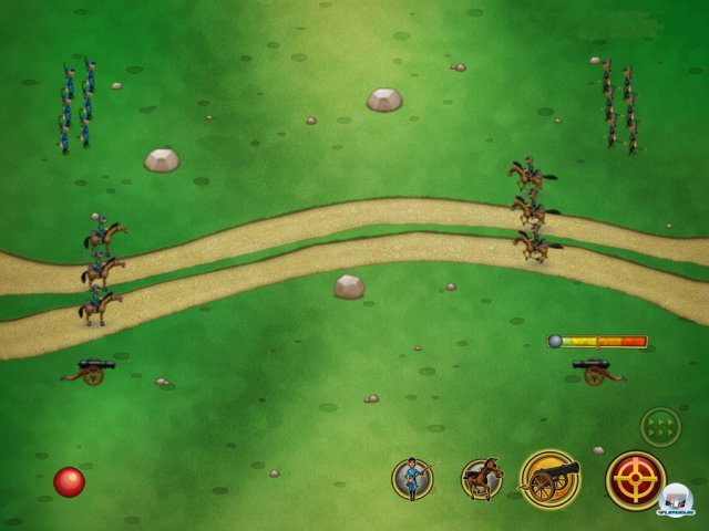 Screenshot - North & South (iPad) 2348162